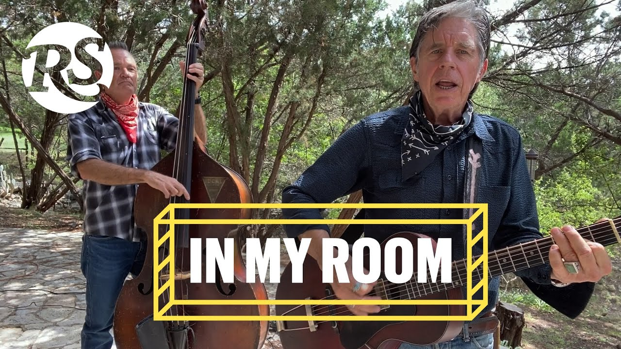 John Doe Plays 'Burning House of Love' From Austin, Texas | In My Room