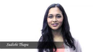 Sudishi Thapa (Top 10 of Face of @ House of Fashion 2013) invites you to En Vogue!!! Thumbnail