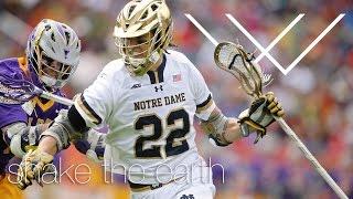 2015 NCAA Lacrosse : Shake The Earth [Highlights]