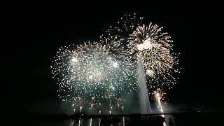 5/5 Grand Feu Pyromélodique Genève 2018 - Geneva Firework