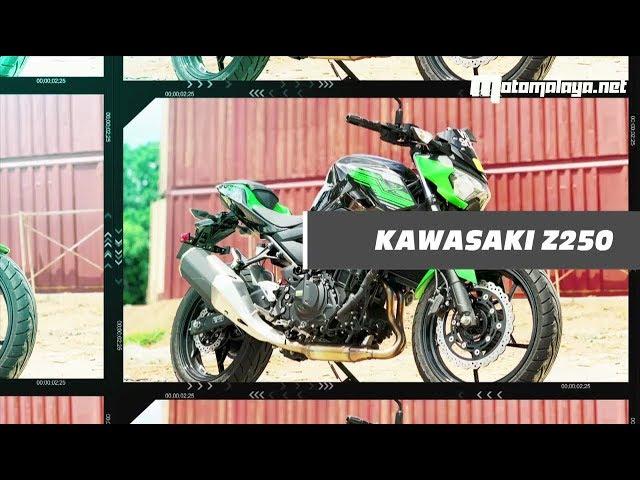 Reviu Kawasaki Z250 | Jentera 'Beginner' Terbaik Di Malaysia?