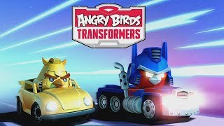Angry Birds Transformers - Rovio Entertainment Ltd Bumblebee Walkthrough
