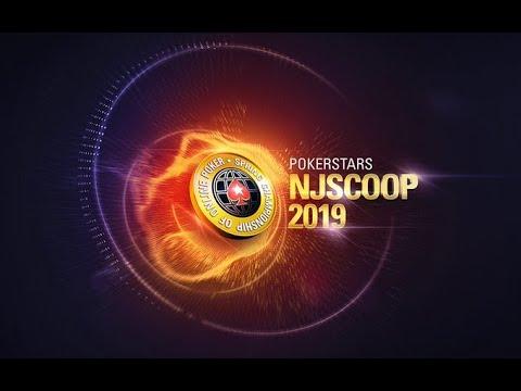 PokerStars New Jersey | NJSCOOP 2019 $500 NLHE Main Event