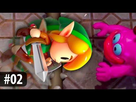 The Roc's Feather Diet — Zelda: Link's Awakening #02 (Hero Mode) thumbnail