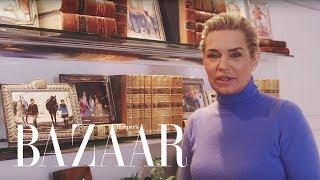 Yolanda Hadid On Raising Gigi, Bella & Anwar | Harper's BAZAAR