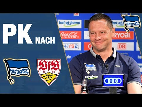 PK NACH STUTTGART WOLF - DARDAI - Hertha BSC - Berlin - 2018 #hahohe