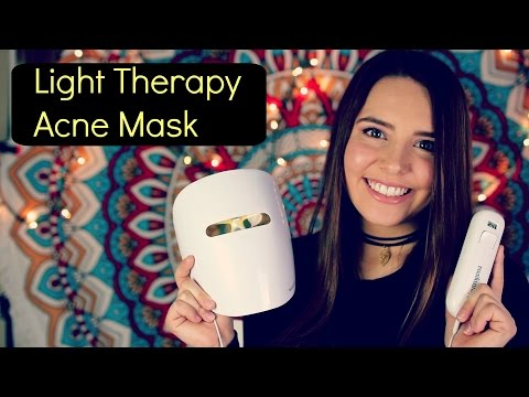 HONEST Neutrogena Light Therapy Acne Mask Review