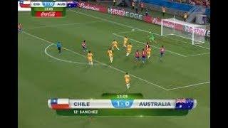 CHILE VS AUSTRALIA EN VIVO - COPA CONFEDERACIONES (25/06/17)