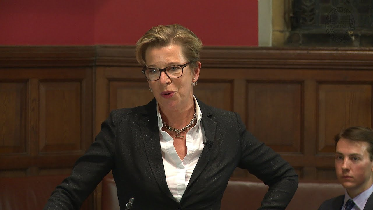 """Image result for """"I will not be silenced"""" right-wing Katie Hopkins offends entire audience at Oxford Union"""