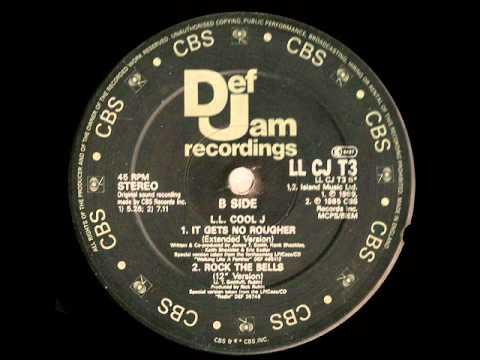 Rock The Bells - LL Cool J 12'' Version