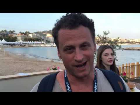 David Moscow at Cannes  Success using Stage 32  Hired Craig Wyladenziack