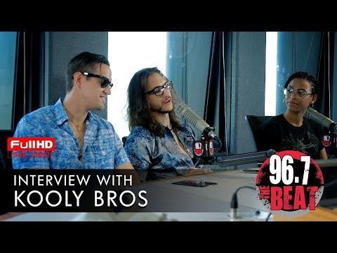 Jazzy T - Kooly Bros Interview on 96.7 The Beat with Terry J & DJ Jazzy T
