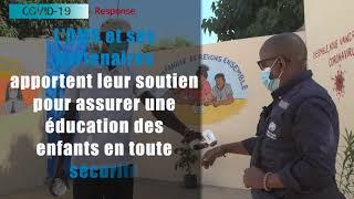 Réponse à COVID-19 au Sénégal