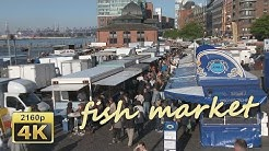 Hamburg, Fischmarkt - Germany 4K Travel Channel