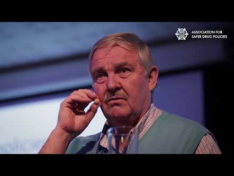 Professor David Nutt at the Nordic Reform Conference 2017 in