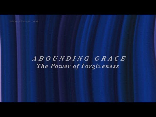 The Power of Forgiveness | Sam P. Chelladurai | Sunday Service | AFT Church| 17-Jan-2021