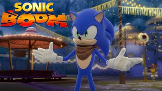 Sonic Boom | New Year's Retribution 🎆 | Episode 42 | Animated Series