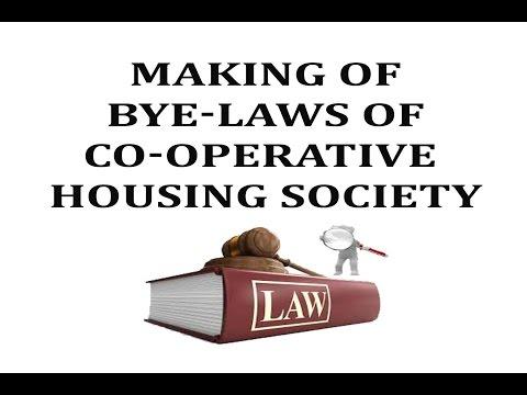 Maharashtra Cooperative Housing Society Bye Laws Download