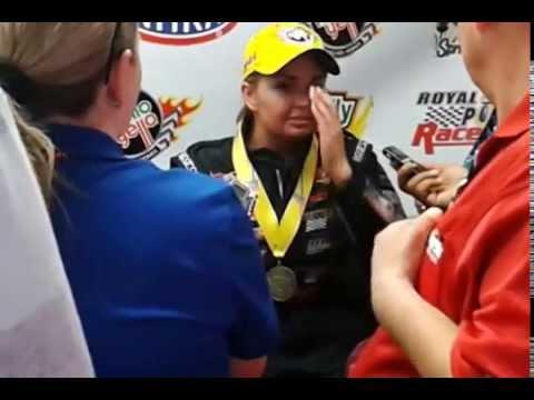 ERICA ENDERS STEVENS WINNERS INTERVIEW APRIL 27,2014