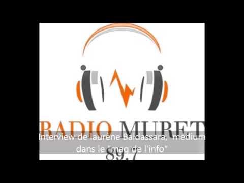 interview de laurene baldassara, medium et maitre de reiki à toulouse - radio muret