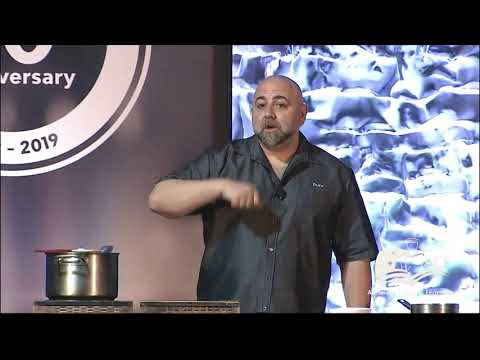 Conference on Demand DEMO: Secret Family Recipe with Duff Goldman