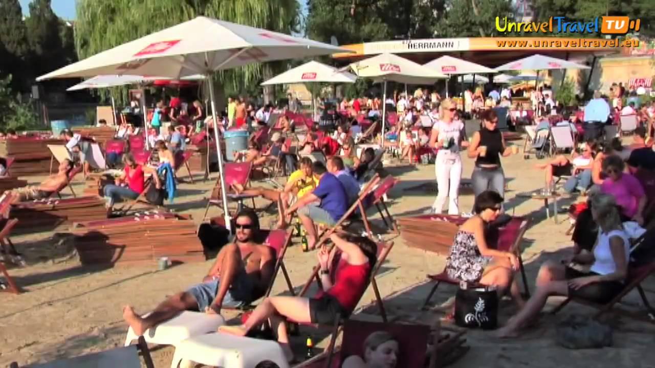 Nighlife, Beach Bar, Vienna, Austria - Unravel Travel TV