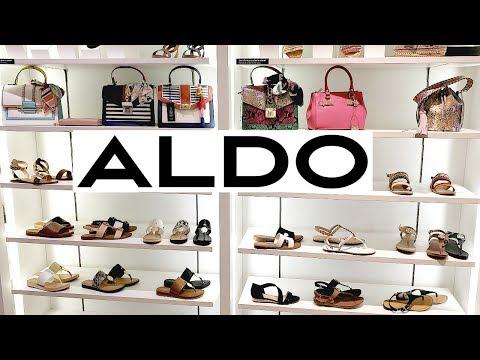 ALDO * SHOE SHOPPING * SHOP WITH ME JULY 2019