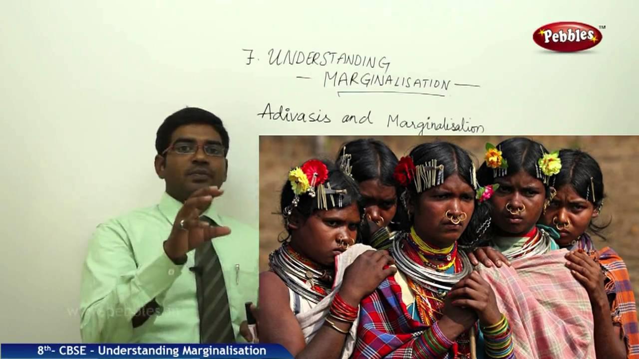Chapter 8 (4) class 8th civics: confronting marginalisation youtube.