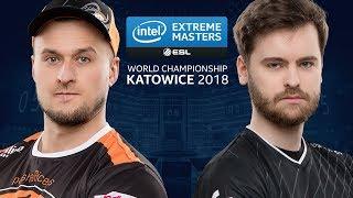 CS:GO - G2 vs. Virtus.pro [Nuke] - UB Ro8 Group B - IEM Katowice 2018