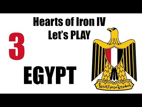 Hearts of Iron IV - The Egyptian Kingdom : 3
