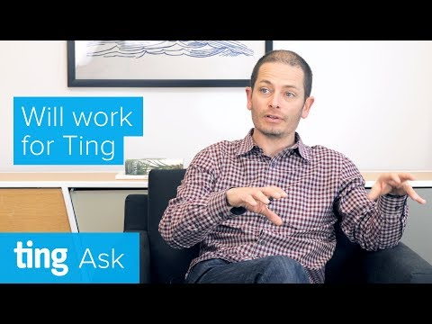 Does Ting ever hire people from outside a Ting town? | Ting Ask