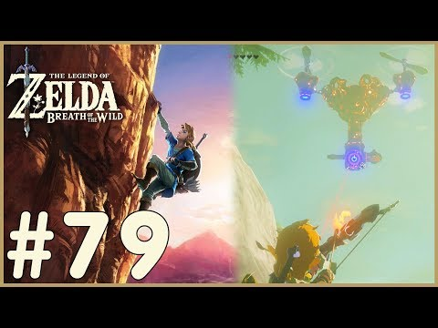 Zelda: Breath Of The Wild - Guardian Skywatchers (79)