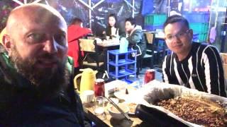 Сычуаньская рыба на бумаге || Что покушать в Чэнду || Китайская кухня