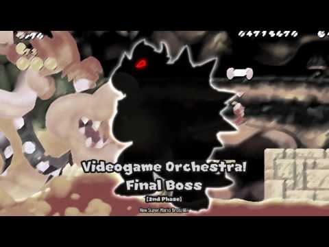 Videogame Orchestra! Final Boss [2nd Phase] (New Super Mario Bros. Wii)