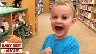Funniest Baby Videos Ever! | 100 Hilarious Babies
