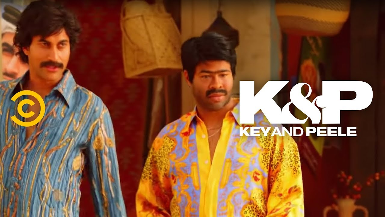 Key and peele hookup a mixed guy
