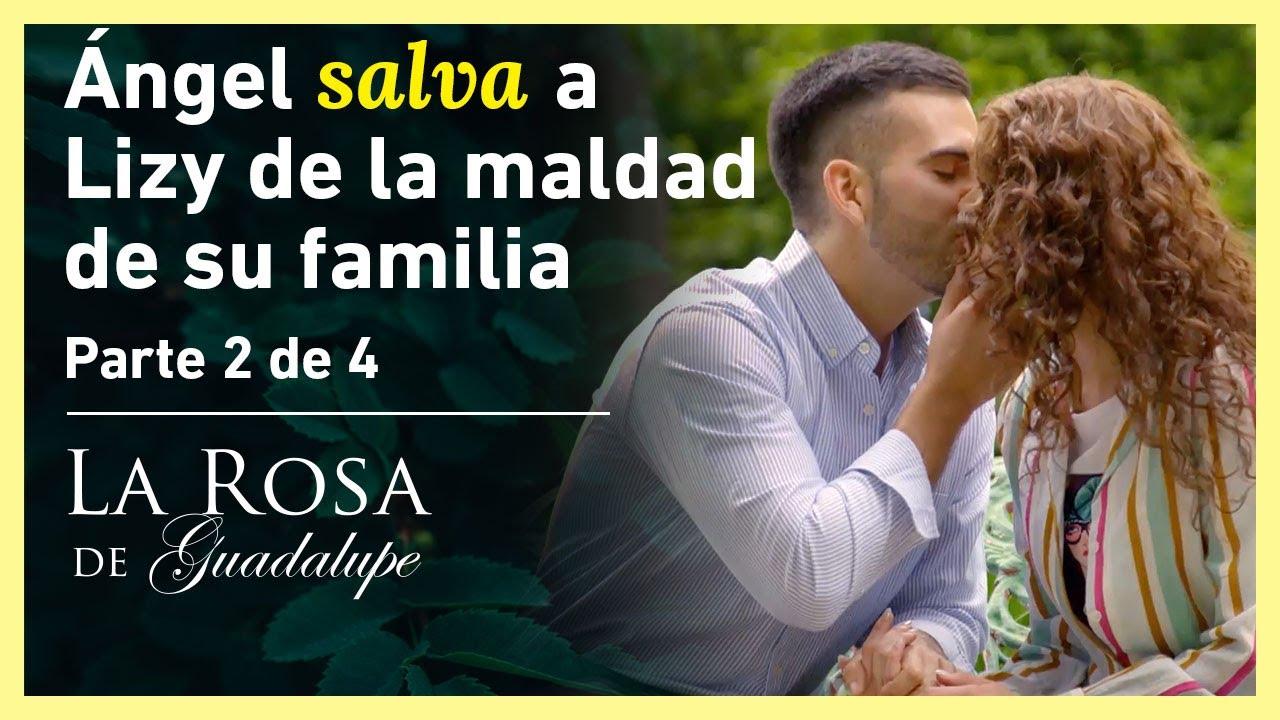 La Rosa de Guadalupe 2/4: Lizy acepta ser novia de Ángel | La otra yo