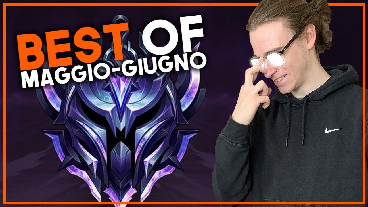 DIAMOND ADCARRY | Best Of Maggio-Giugno | Okami Alfa | League of Legends ITA