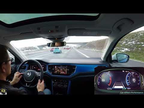 VW T-Roc Assistentsytem Check, Lane Assist, ACC Abstandsautomatik, Stop & Go System