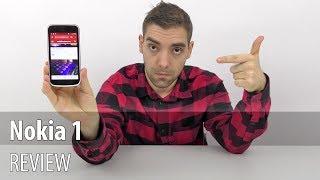 Nokia 1 Review în Limba Română (Telefon cu Android Oreo/Android Go cel mai ieftin)