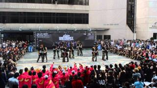 2013 joint u mass dance buda station 3 bu freshmen