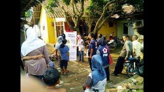 Kegiatan Donor Sampah PMI Jakarta-Utara