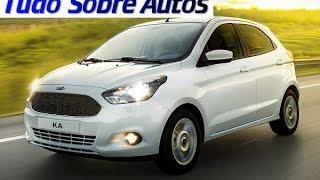 EP023 - Ford Ka 1.0 SE 2017 - Test Drive