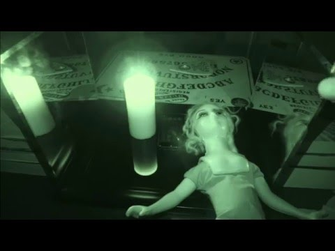 Living Doll Summon a Demon Ritual Caught on Tape