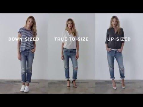 Как правильно носить женские джинсы Levis 501® CT