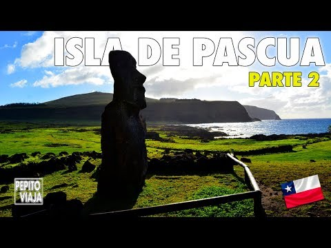 WHAT TO DO IN EASTER ISLAND - CHILE #6 | Pepito Viaja