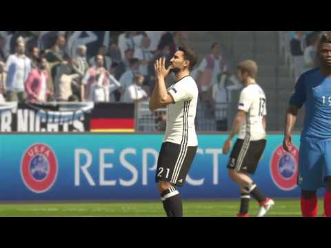 PES Euro 2016 Germany vs France and all matches - lvl Superstar #3
