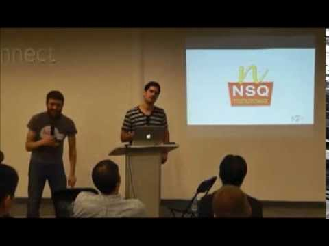 Realtime Distributed Message Processing at Scale with NSQ