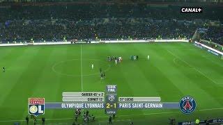 Ligue 1 - OL 2-1 PSG - Grand Format - 28ème Journée - Canal+