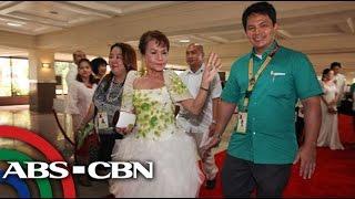 TV Patrol: Mommy D among netizens' top 10 in SONA red carpet